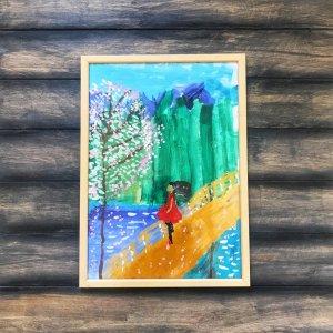 Картины и зарисовки
